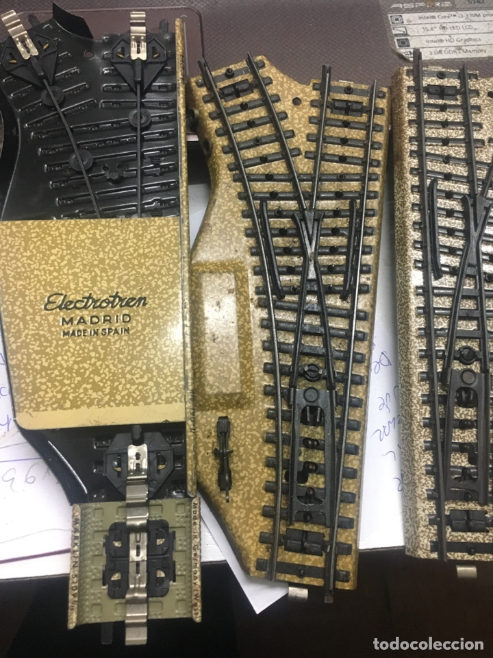 Trenes Escala: Lote vias Marklin ref .M. Y Electrotren - Foto 2 - 266823934