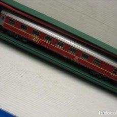 Trenes Escala: MARKLIN VAGON DE VIAJEROS TEN DE LA DB HO. Lote 240698270