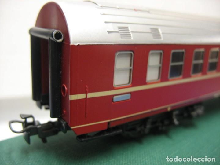 Trenes Escala: marklin vagon de viajeros ten de la DB HO - Foto 8 - 240698270
