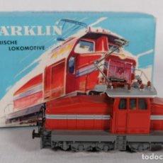 Trains Échelle: LOCOMOTORA MARKLIN ELLOK MOTRICE REF.3044-CAJA ORIGINAL. Lote 241771850