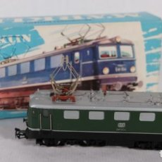 Trains Échelle: LOCOMOTORA ELÉCTRICA MARKLIN REF. 3037-CAJA ORIGINAL. Lote 241772695