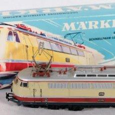 Trains Échelle: LOCOMOTORA ELÉCTRICA MARKLIN E 03 REF. 3053-CAJA ORIGINAL. Lote 241773825
