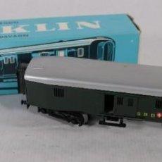 Trains Échelle: VAGÓN MARKLIN REF 4017-CAJA ORIGINAL. Lote 241775515