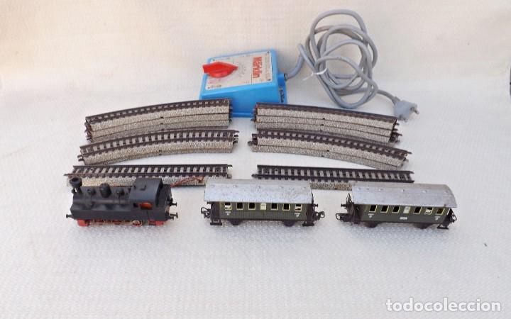 TREN MARKLIN H0 MADE IN GERMANY (Juguetes - Trenes a Escala - Marklin H0)