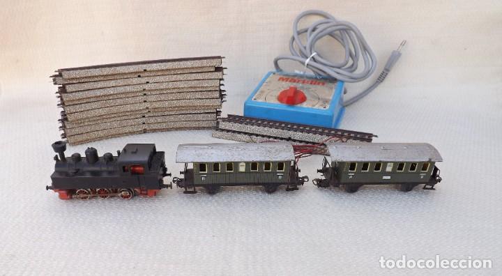 Trenes Escala: TREN MARKLIN H0 MADE IN GERMANY - Foto 2 - 242108125