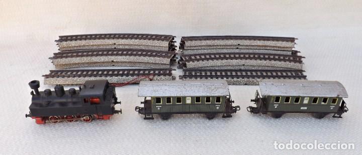 Trenes Escala: TREN MARKLIN H0 MADE IN GERMANY - Foto 3 - 242108125