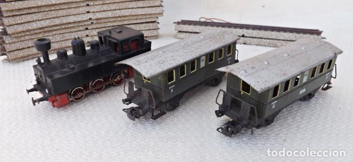 Trenes Escala: TREN MARKLIN H0 MADE IN GERMANY - Foto 4 - 242108125