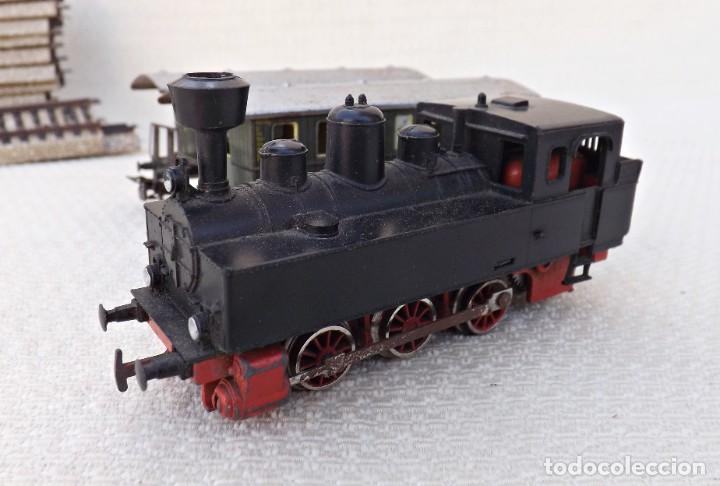 Trenes Escala: TREN MARKLIN H0 MADE IN GERMANY - Foto 5 - 242108125