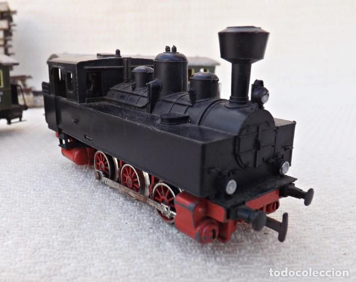 Trenes Escala: TREN MARKLIN H0 MADE IN GERMANY - Foto 6 - 242108125