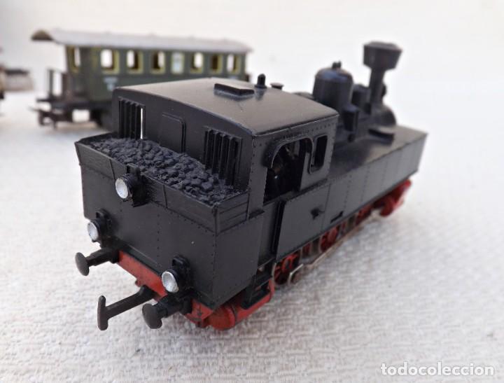 Trenes Escala: TREN MARKLIN H0 MADE IN GERMANY - Foto 7 - 242108125