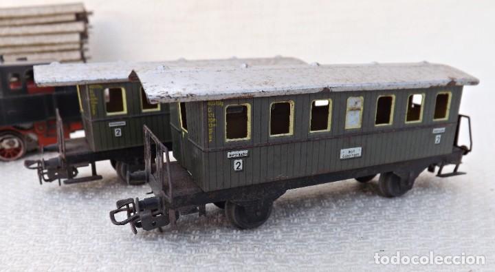 Trenes Escala: TREN MARKLIN H0 MADE IN GERMANY - Foto 8 - 242108125
