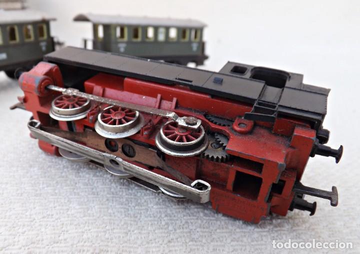 Trenes Escala: TREN MARKLIN H0 MADE IN GERMANY - Foto 10 - 242108125