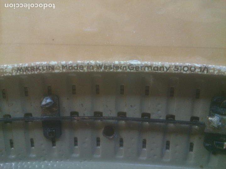 Trenes Escala: VIAS DE ELECTROTREN , REF. 188. TREN -CURVAS. - Foto 3 - 242942575