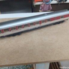 Trenes Escala: VAGON PASAJEROS METALICO HO MARKLIN SIN CAJA ENVIO INCLUIDO. Lote 243071815