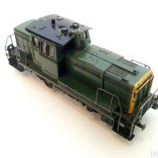 Trenes Escala: JIFFY VENDE RARA LOCOMOTORA MARKLIN H0 3069 V60 260 DE MANIOBRAS V 60. Lote 244680170