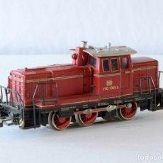 Trenes Escala: MÄRKLIN ESCALA H0 1:87 LOCOMOTORA V60 3065. Lote 244852465