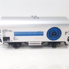 Trenes Escala: JIFFY VENDE VAGÓN MARKLIN H0. LADOS DIFERENTES. RARO.. Lote 246345215