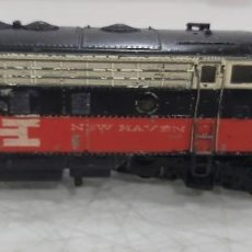 Trenes Escala: MARKLIN LOCOMOTORA NEW HAVEN. Lote 248679290