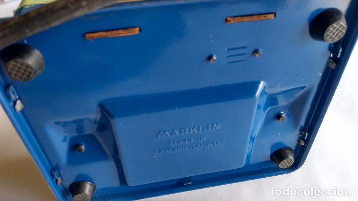 Trenes Escala: MARKLIN H0, TRANSFORMADOR REGULADOR VELOCIDAD. 125V. SIN PROBAR - Foto 8 - 263150910