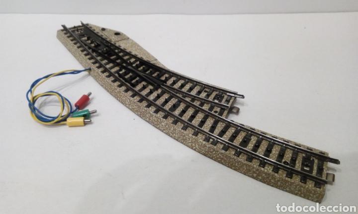 Trenes Escala: JIFFY VENDE DESVÍO CURVO MARKLIN 5141 H0 VÍA M DEL CONJUNTO 5140. LOTE INS25 - Foto 5 - 249332675