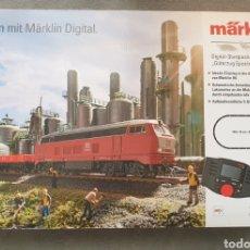 Treni in Scala: MARKLIN DIGITAL HO 29060 +VIAS EXTRA. Lote 251157760