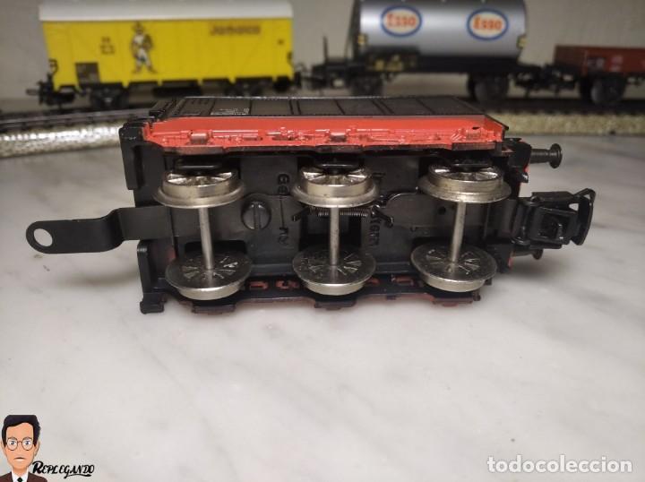 Trenes Escala: SET MARKLIN H0 REF: 3203 CON LOCOMOTORA DE VAPOR 24058 - MÁQUINA TREN - TRENES ESCALA - WEST GERMANY - Foto 25 - 278972258