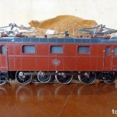 Trenes Escala: MARKLIN - GS800.1 (3018) DE 1957. UNA PIEZA DE COLECCIONISTA EN EXCELENTE ESTADO.(ASEA PEQUEÑA). Lote 254440030