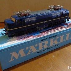 Trenes Escala: MARKLIN-LOCOMOTOR ELÉCTRICO HOLANDÉS ART.3051 EN EXCELENTES CONDICIONES - CAJAS ORIGINAL. Lote 254467275