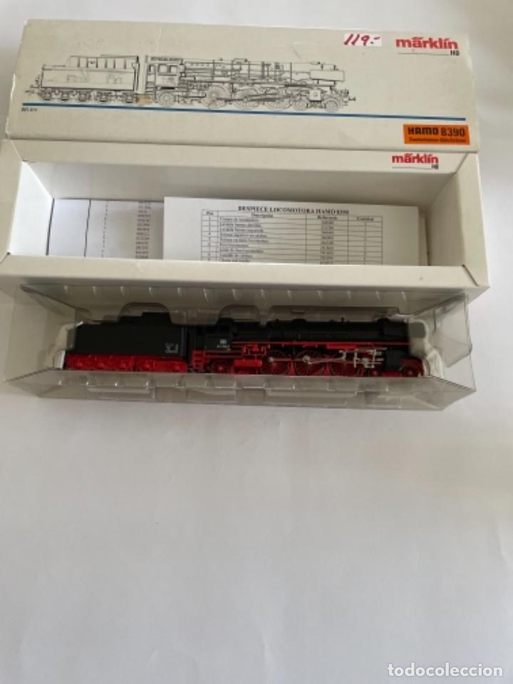 Trenes Escala: MARKLIN. HAMO. REF 8390 - Foto 6 - 254694495