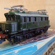 Trenes Escala: MARKLIN - H0 - LOCOMOTOR ELECTRICO ART.3011 CON CAJA ORIGINAL. MUY BUENA CONDICION. Lote 255019675