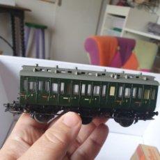 Trenes Escala: MARKLIN H0 ANTIGUO VAGÓN. Lote 255396180
