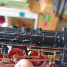 Trenes Escala: LOCOMOTORA ANTIGUA MARKLIN HO MODELO 01097. Lote 255401945