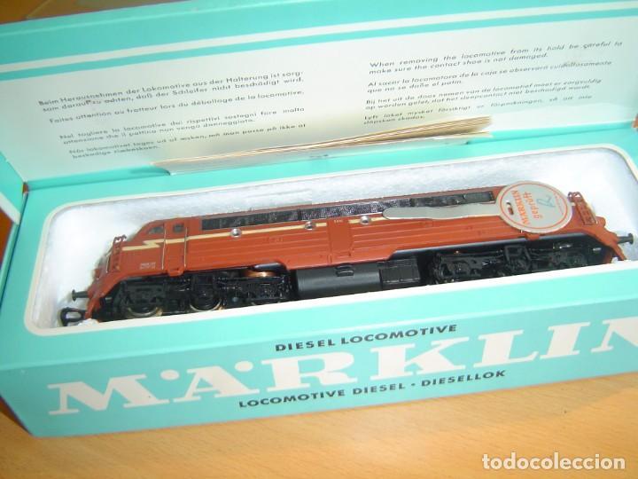 Trenes Escala: Marklin. Tren con locomotora 3068 y vagones 4x4045 - Foto 6 - 255986410