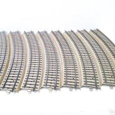 Trenes Escala: JIFFY VENDE 8 VIAS M MARKLIN 5200 H0. DISPONGO DE MÁS UNIDADES.. Lote 257323165