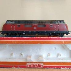 Trenes Escala: MARKLIN H0 LOCOMOTORA DIÉSEL V200 , DE LA DB, REFERENCIA 3021 AC.. Lote 257345055