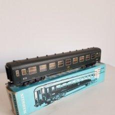 Trenes Escala: MARKLIN VAGON PASAJEROS REF 4069 EN CAJA ORIGINAL GRAN ESTADO. Lote 260408940