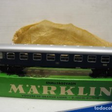 Trenes Escala: MARKLIN VIAJEROS HO 4027. Lote 260604030