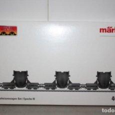 Trenes Escala: CAJA A ESTRENAR VAGONES MINAS, REF 46143. Lote 260795830