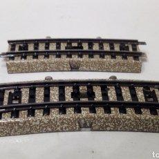 Trenes Escala: JIFFY VENDE DOS VÍA M MARKLIN 5147 H0 DE CONMUTACIÓN. LOTE 080508.. Lote 261942335