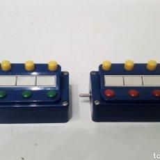 Trenes Escala: JIFFY VENDE DOS UNIDADES DE PUPITRE MARKLIN. UN 7210 Y UN 7211. MANDO MARKLIN. Lote 261944195