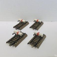 Trenes Escala: JIFFY VENDE 4 UNIDADES DE TOPE DE VIA M MARKLIN 7190 H0 LOTE T70805 TOPERA FIN DE VÍA.. Lote 224653583