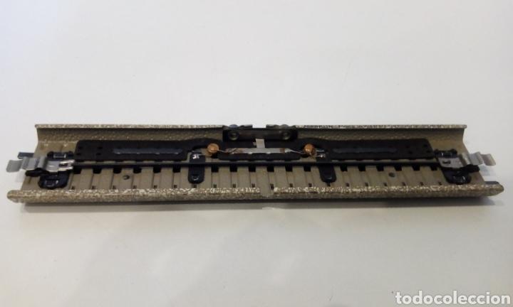 Trenes Escala: JIFFY VENDE VÍA M RECTA MARKLIN 5105 H0 DE CONTACTO Y CONMUTACIÓN. LOTE 050822 - Foto 4 - 261979495