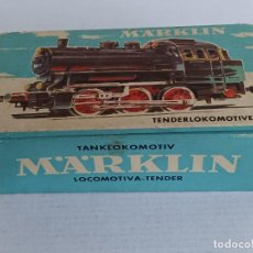 Trenes Escala: LOCOMOTORA MARKLIN 3000 ESCALA H0. Lote 266253923