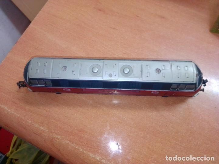 Trenes Escala: Locomotora Diésel Eléctrica - Marklin - DB V200056 - Tren Escala H0 - Foto 2 - 266369493