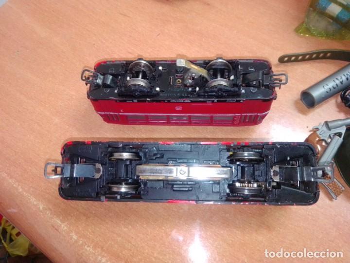 Trenes Escala: Antiguo Railbus Marklin con remolque - Foto 6 - 266872179
