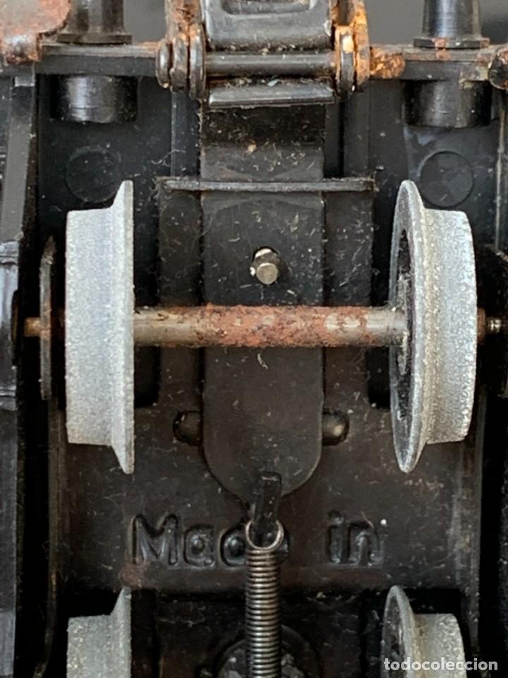 Trenes Escala: GRUA VAGON TREN MADE IN GERMANY KRANWAGEN MARKLIN ESCALA HO 14X9CMS - Foto 22 - 269101108