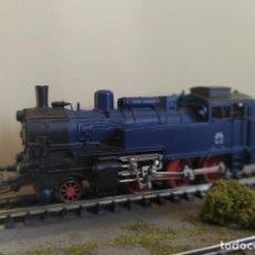 Trenes Escala: MARKLIN H0 LOCOMOTORA VAPOR BR 74, DE LA DB, REFERENCIA 3095.10 DELTA SYSTEM.. Lote 270142688