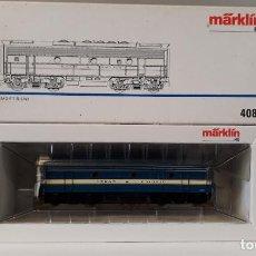 Trenes Escala: MARKLIN H0 INTERMEDIO TIPO EMD F 7 B-UNIT, DEL TEXAS & PACIFIC, REFERENCIA 4081.. Lote 270144293