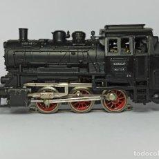 Trenes Escala: MARKLIN H0 LOCOMOTORA VAPOR CON LUZ III. Lote 270356463