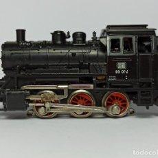 Trenes Escala: MARKLIN H0 LOCOMOTORA VAPOR CON LUZ IV. Lote 270356968